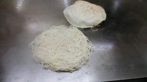 広島風お好み焼き~麺~